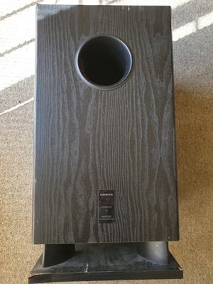 Used Onkyo subwoofer for Sale in San Francisco, CA