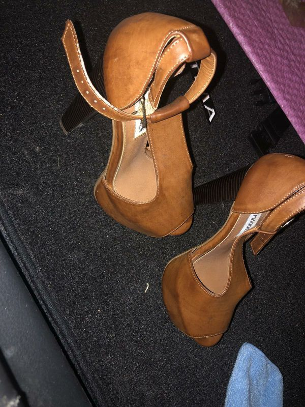 Women's Steve Madden heels 5.5 size