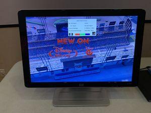 """HP 20"""" LCD MONITOR (w2007) for Sale in Mount Lemmon, AZ"""