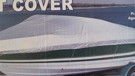 NEW BOAT COVER 17ft-19ft for Sale in Sylmar,  CA
