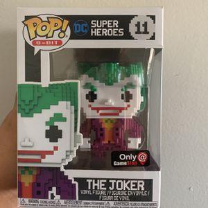 Funko Pop The Joker GameStop Exclusive for Sale in Norwalk, CA