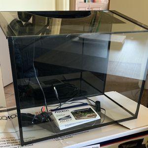 Aqueon 6 Gallon Fish Tank for Sale in Culver City, CA