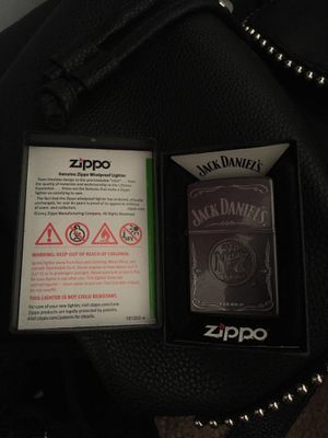Jack Daniels Zippo lighter for Sale in Los Angeles, CA