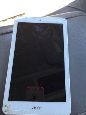 Acer tablet for Sale in Clearwater, FL