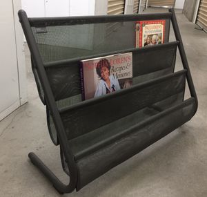 Book Rack with Fabric Sling Sleeves for Sale in Chula Vista, CA