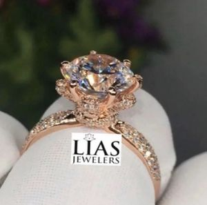 New 18 k rose gold engagement ring for Sale in Orlando, FL