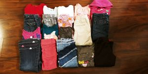 Girls size 3T fall and winter clothes lot for Sale in Tacoma, WA