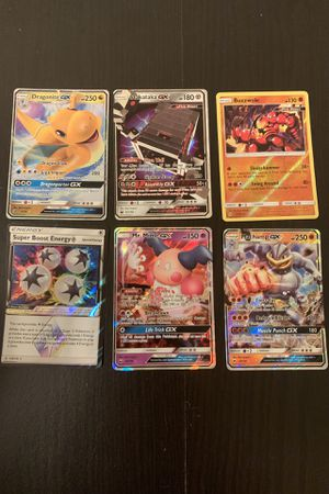 Pokemon gx cards for Sale in Los Angeles, CA