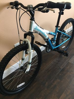 ⛑⛑ DIAMONDBACK TESS 24 BIKE — ONCE USED IT LIKES NEW ⛑⛑ for Sale in Spring, TX