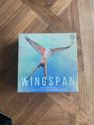 Wingspan Board Game w/ Swift Start- Stonemaier Games. Brand New for Sale in Tampa, FL