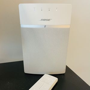 Bose SoundTouch 10 Bluetooth Speaker for Sale in Chester Springs, PA