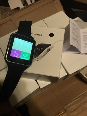 Smart watch/phone for androids and iPhones for Sale in Detroit, MI