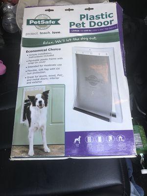 Large pet door for Sale in Louisa, VA
