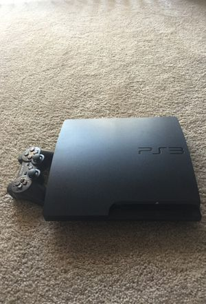 PS3 Console for Sale in Gaithersburg, MD