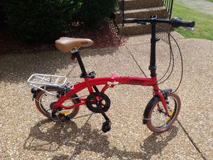 Bike - Citizen, Tokyo folding bicycle for Sale in Hendersonville, TN