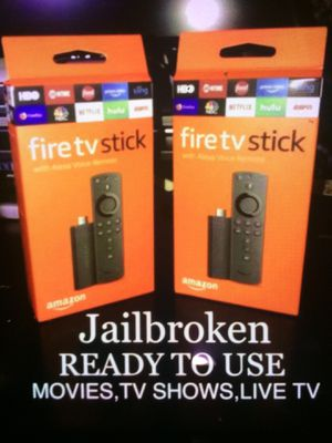 Fire TV newer Stick for Sale in Goodyear, AZ