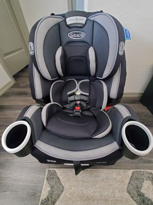 Graco 4Ever DLX 4-in-1 Convertible Car Seat for Sale in Peoria, AZ