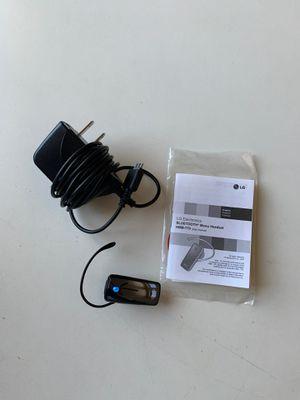 LG Bluetooth headset for Sale in Scottsdale, AZ