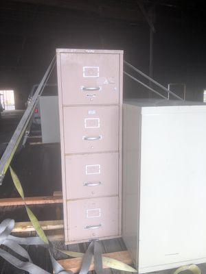 Underwriters Laboratories Inc fire rated file cabinet for Sale in Sacramento, CA