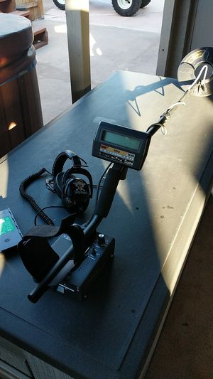 White's M6 metal detector for Sale in Mesa, AZ