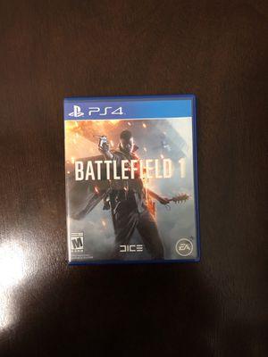 Battlefield 1 for Sale in Harrisonburg, VA