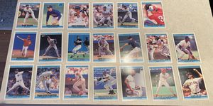 (20) 1992 Donruss baseball cards (value of set $3.60) for Sale in Montgomery, OH
