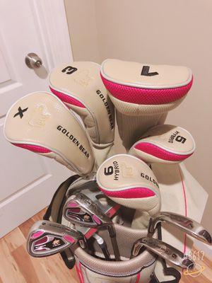 Ladies Golden Bear golf club set for Sale in Ashburn, VA