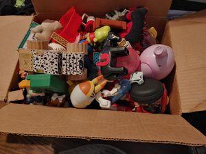 Beads, toys, plastic kid desk for Sale in Glendale, AZ