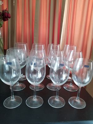 $15.00 - Bohemian Crystal, some with Price Tags, Set of 14pcs in New Condition! for Sale in Miami, FL