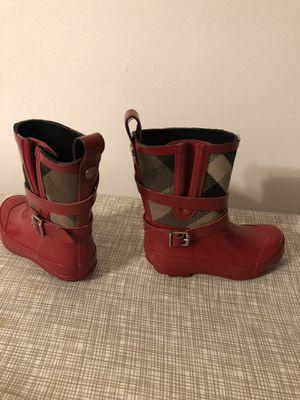 Burberry boots for Sale in Cincinnati, OH
