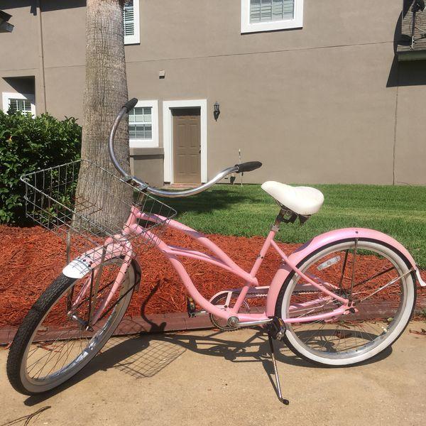 "NICE Pink Dyno Kosmopolitan Women's 26"" Beach Cruiser for Sale in Fleming  Island, FL - OfferUp"