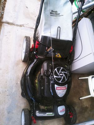 Craftsman self-propelled 190cc lawn mower for Sale in Colorado Springs, CO