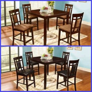 Brand new kitchen table set financing is available for Sale in Richmond, VA