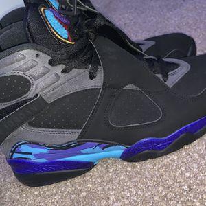 Jordan Retro Aqua 8 for Sale in Stockton, CA