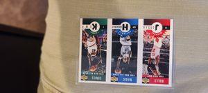 Basketball cards jordan kobe for Sale in Stockton, CA