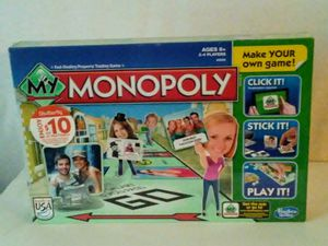 My Monopoly Board Game Brand New ! Pick up 120th for Sale in Denver, CO