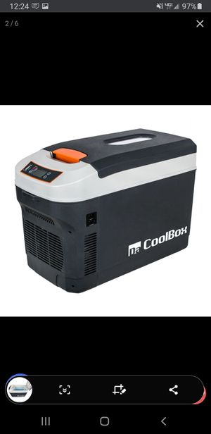 Da cool box electric cooler for Sale in Gastonia, NC