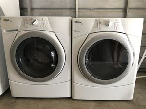 Whirlpool duet Washer & Dryer for Sale in Woodbridge, VA