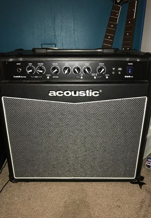 Acoustic G35 FX Guitar Amplifier for Sale in Silver Spring, MD
