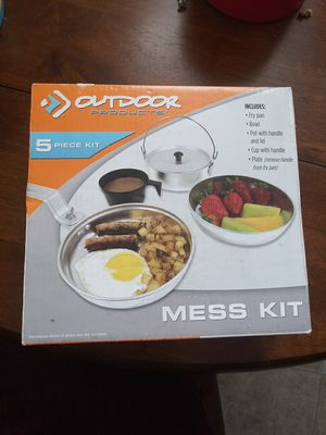 outdoor mess kit for Sale in Woonsocket, RI