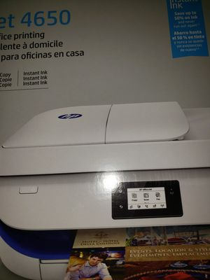 HP Officejet 4650 model BH1 for Sale in Phoenix, AZ