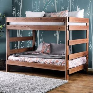 Twin / Twin bunk bed on sale @Elegant Furniture 🛋🎈 for Sale in Fresno, CA