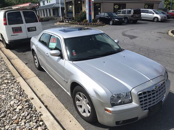 06 Chrysler 300