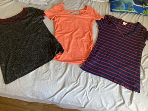 Maternity shirts medium size for Sale in Santee, CA