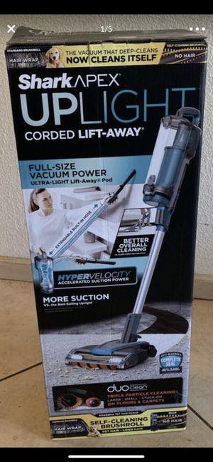 Shark apex vacuum for Sale in Riverside, CA