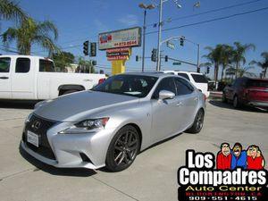 2014 Lexus IS 250 for Sale in Bloomington, CA