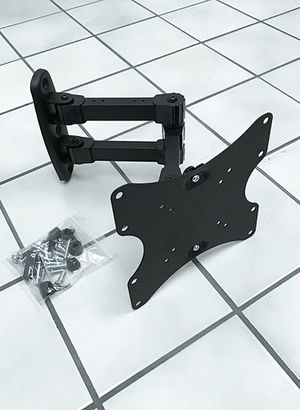 "New $15 Articulating 12-37"" TV Monitor Wall Mount LED LCD Flat Screen Bracket Swivel Arm for Sale in El Monte, CA"