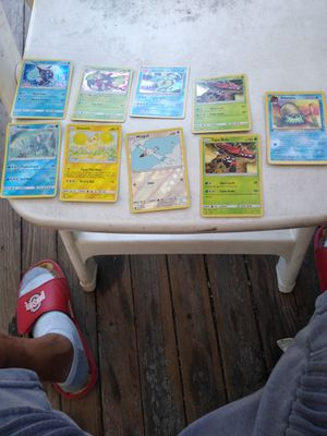 58 Pokemon cards for Sale in Akron, OH