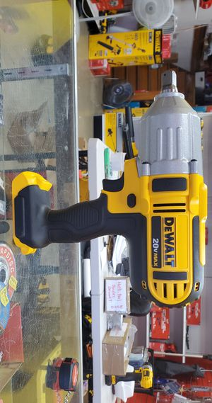 Dewalt 1/2 Wrench 20v Max - TOOL ONLY for Sale in Stickney, IL