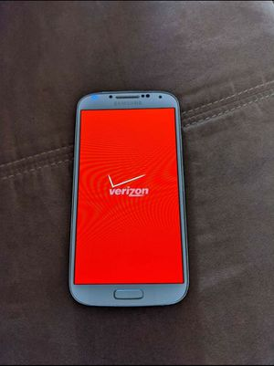 Verizon unlocked s4 for Sale in Las Vegas, NV